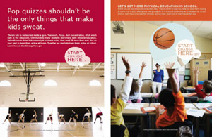 Sample Phys Ed in Schools Concepts